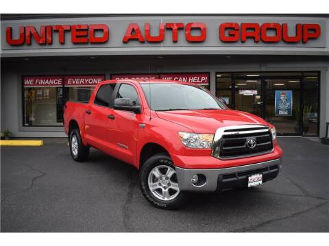 2012 Toyota Tundra for sale at United Auto Group in Putnam CT