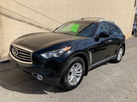 2015 Infiniti QX70 for sale at Bill's Auto Sales in Peabody MA
