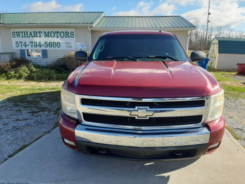 2007 Chevrolet Silverado 1500 for sale at Swihart Motors in Lapaz IN
