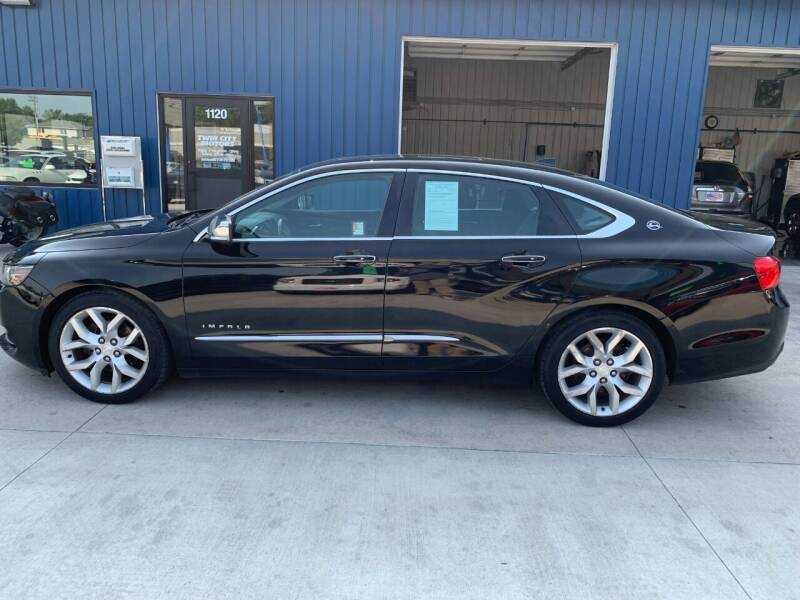 2014 Chevrolet Impala for sale at Twin City Motors in Grand Forks ND