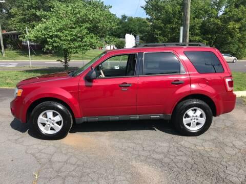 2010 Ford Escape for sale at ABC Auto Sales (Culpeper) in Culpeper VA