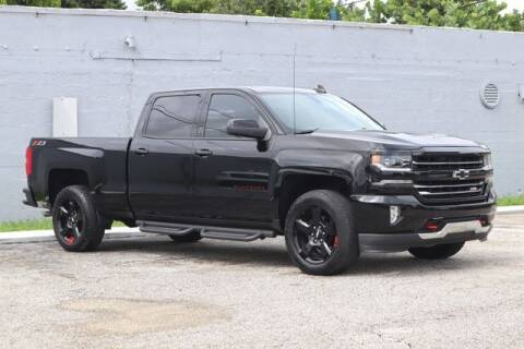 2018 Chevrolet Silverado 1500 for sale at No 1 Auto Sales in Hollywood FL