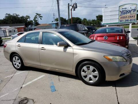 2008 Toyota Camry for sale at Steve's Auto Sales in Sarasota FL