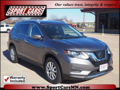2017 Nissan Rogue for sale at SPORT CARS in Norwood MN