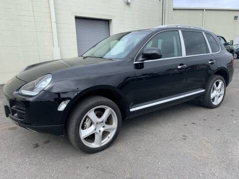 2005 Porsche Cayenne for sale at Bluesky Auto in Bound Brook NJ