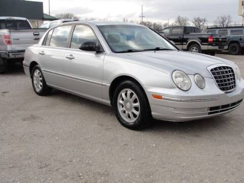 2005 Kia Amanti for sale at Frieling Auto Sales in Manhattan KS