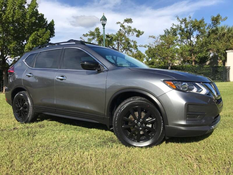 2017 Nissan Rogue for sale at Kaler Auto Sales in Wilton Manors FL