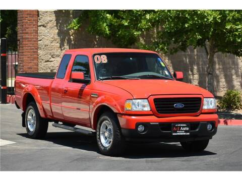 2008 Ford Ranger for sale at A-1 Auto Wholesale in Sacramento CA