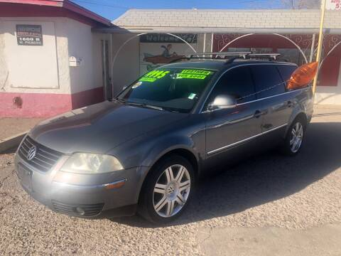 2005 Volkswagen Passat for sale at Senor Coche Auto Sales in Las Cruces NM