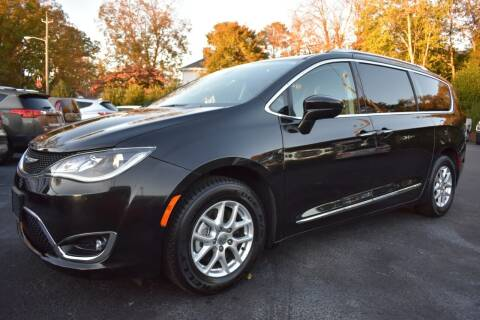 2020 Chrysler Pacifica for sale at Apex Car & Truck Sales in Apex NC