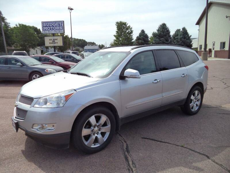 2012 Chevrolet Traverse for sale at Budget Motors - Budget Acceptance in Sioux City IA