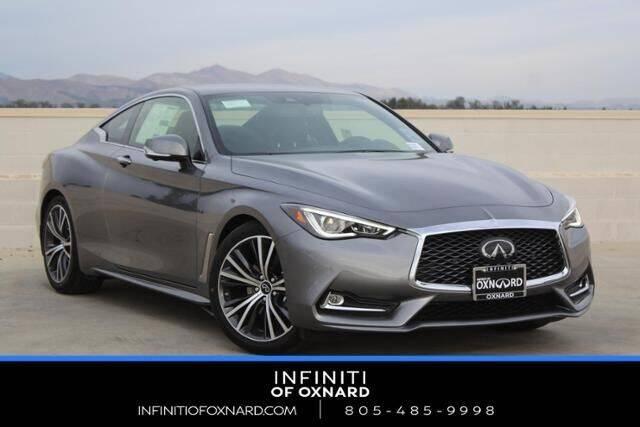 2021 Infiniti Q60 for sale in Oxnard, CA