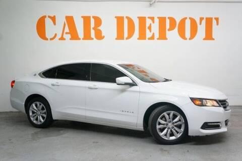 2018 Chevrolet Impala for sale at Car Depot in Miramar FL