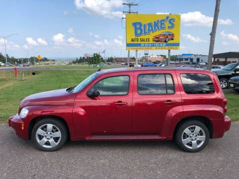 2010 Chevrolet HHR for sale at Blake's Auto Sales in Rice Lake WI