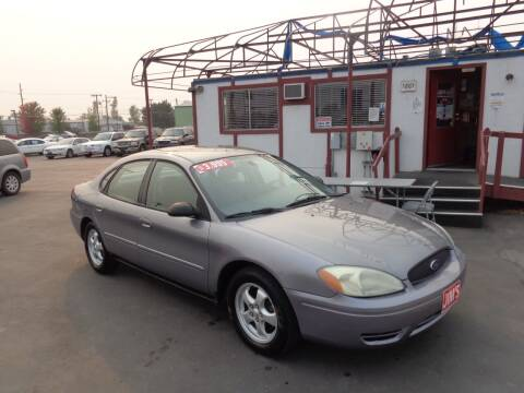 2007 Ford Taurus for sale at Jim's Cars by Priced-Rite Auto Sales in Missoula MT