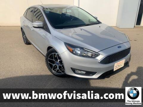 2018 Ford Focus for sale at BMW OF VISALIA in Visalia CA