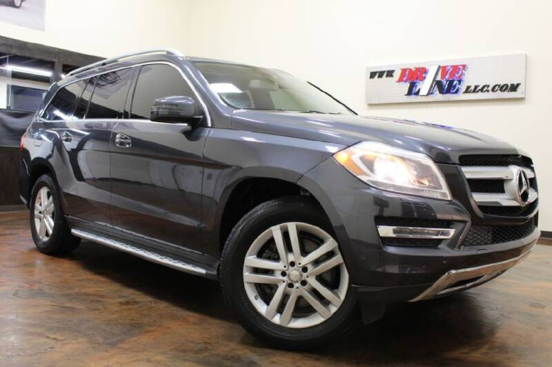 2014 Mercedes-Benz GL-Class for sale at Driveline LLC in Jacksonville FL