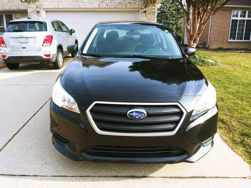 2015 Subaru Legacy for sale at Daniel Auto Sales inc in Clinton Township MI