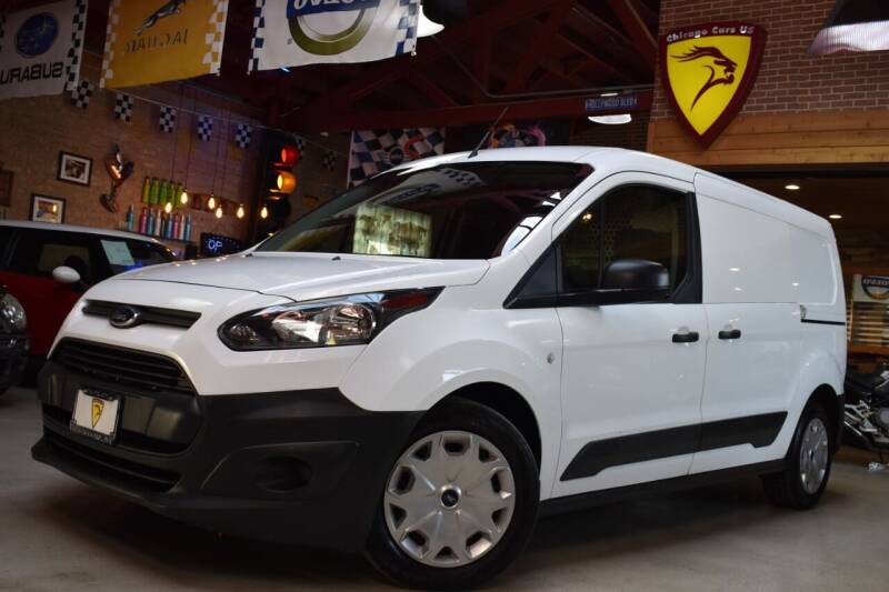 2016 Ford Transit Connect Cargo for sale at Chicago Cars US in Summit IL