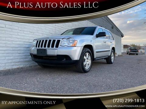 2009 Jeep Grand Cherokee for sale at A Plus Auto Sales LLC in Denver CO