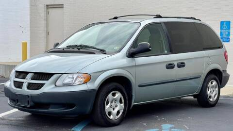 2003 Dodge Caravan for sale at Carland Auto Sales INC. in Portsmouth VA