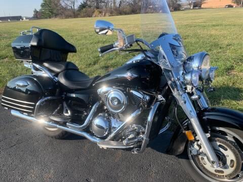 2006 Kawasaki Vulcan Nomad 1600 for sale at INTEGRITY CYCLES LLC in Columbus OH