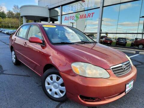 2005 Toyota Corolla for sale at Auto Smart of Pekin in Pekin IL