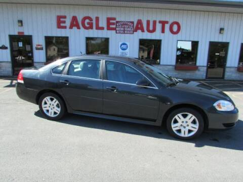 2013 Chevrolet Impala for sale at Eagle Auto Center in Seneca Falls NY