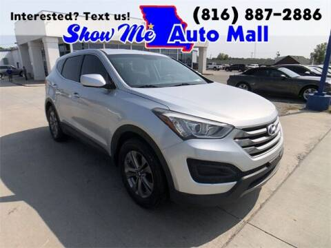 2016 Hyundai Santa Fe Sport for sale at Show Me Auto Mall in Harrisonville MO