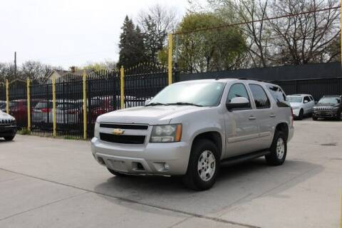 2007 Chevrolet Tahoe for sale at F & M AUTO SALES in Detroit MI