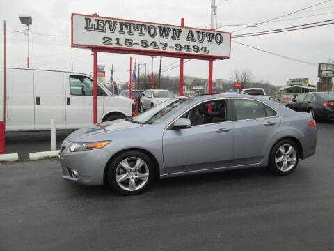 2012 Acura TSX for sale at Levittown Auto in Levittown PA