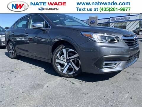 2021 Subaru Legacy for sale at NATE WADE SUBARU in Salt Lake City UT