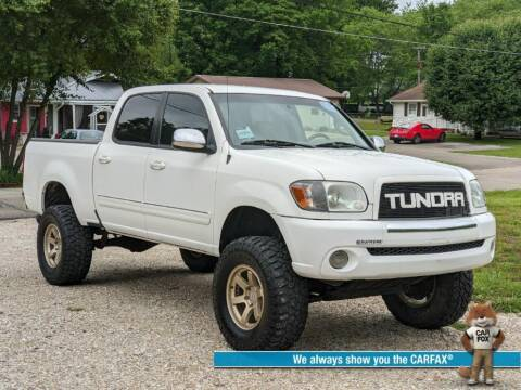 2005 Toyota Tundra for sale at Bob Walters Linton Motors in Linton IN