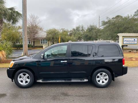 2004 Nissan Armada for sale at Asap Motors Inc in Fort Walton Beach FL