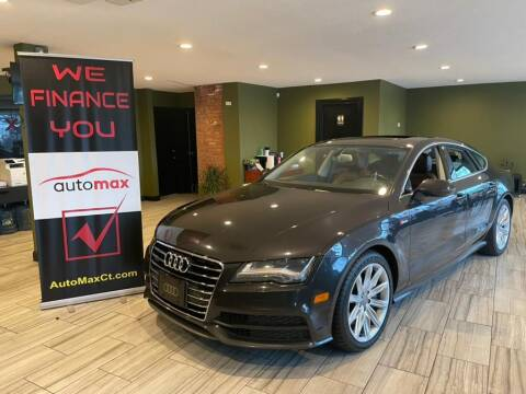 2013 Audi A7 for sale at AutoMax in West Hartford CT