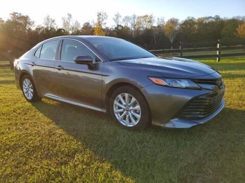 2018 Toyota Camry for sale at Bratton Automotive Inc in Phenix City AL