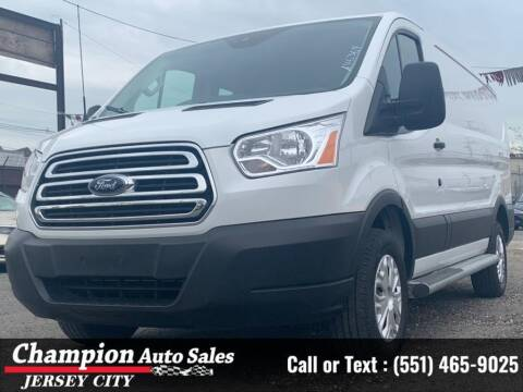 2019 Ford Transit Cargo for sale at CHAMPION AUTO SALES OF JERSEY CITY in Jersey City NJ
