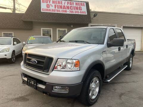 2005 Ford F-150 for sale at Global Auto Finance & Lease INC in Maywood IL