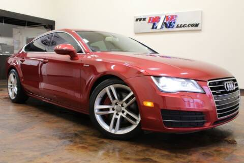 2012 Audi A7 for sale at Driveline LLC in Jacksonville FL