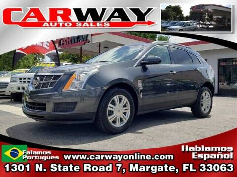 2010 Cadillac SRX for sale at CARWAY Auto Sales in Margate FL