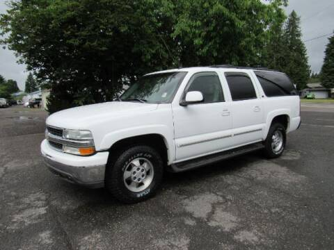 2003 Chevrolet Suburban for sale at Triple C Auto Brokers in Washougal WA