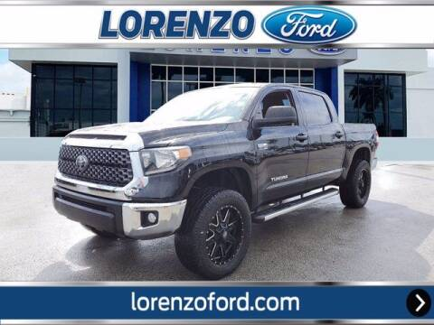 2019 Toyota Tundra for sale at Lorenzo Ford in Homestead FL