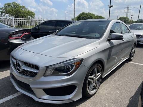 2014 Mercedes-Benz CLA for sale at SOUTHFIELD QUALITY CARS in Detroit MI