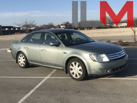 2008 Ford Taurus for sale at INDY LUXURY MOTORSPORTS in Fishers IN