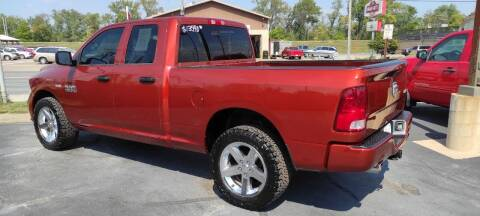 2013 RAM Ram Pickup 1500 for sale at Village Auto Outlet in Milan IL