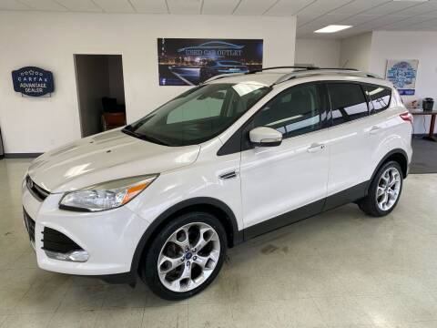 2014 Ford Escape for sale at Used Car Outlet in Bloomington IL