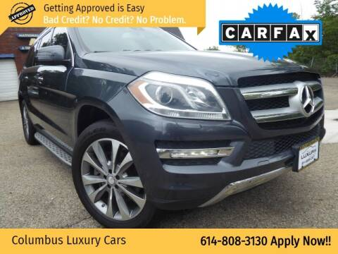 2014 Mercedes-Benz GL-Class for sale at Columbus Luxury Cars in Columbus OH