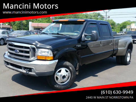 2000 Ford F-350 Super Duty for sale at Mancini Motors in Norristown PA