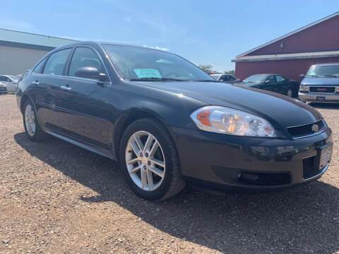 2014 Chevrolet Impala Limited for sale at FAST LANE AUTOS in Spearfish SD