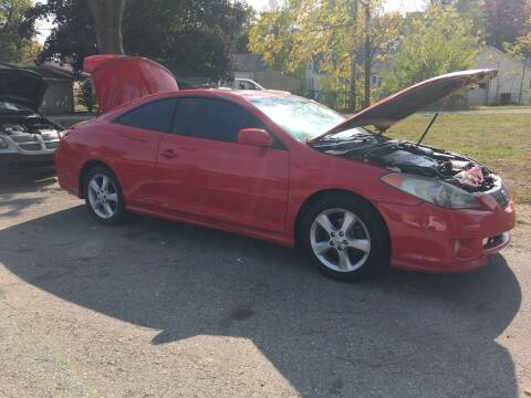 2004 Toyota Camry Solara for sale at Antique Motors in Plymouth IN
